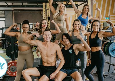JM Bodybuilding team